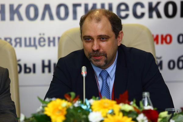 Виталий Михайлович Терехов, главный врач «Нижегородского областного онкологического диспансера»