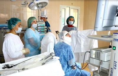 Онкогинекологическая операция